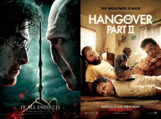 Check Out the New Official Movie Posters For Harry Potter and the Deathly Hallows Part 2 and The Hangover 2