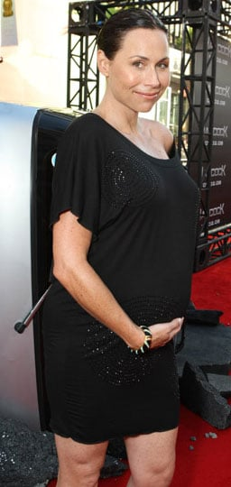 Minnie Driver's Baby's Gender Revealed by Her Doctor