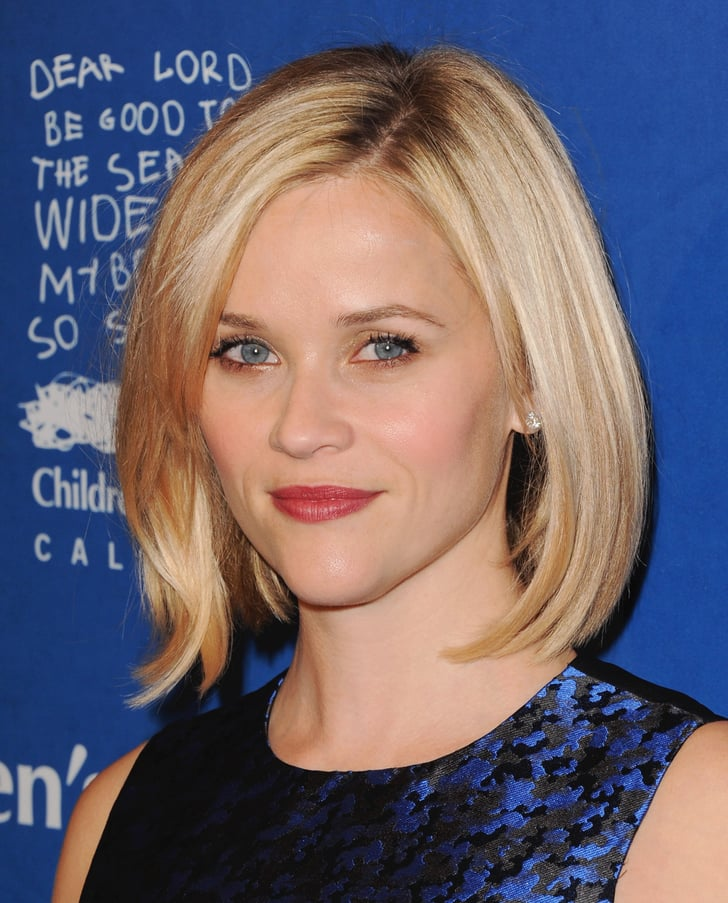 Reese Witherspoon took her new bob haircut out for its ...