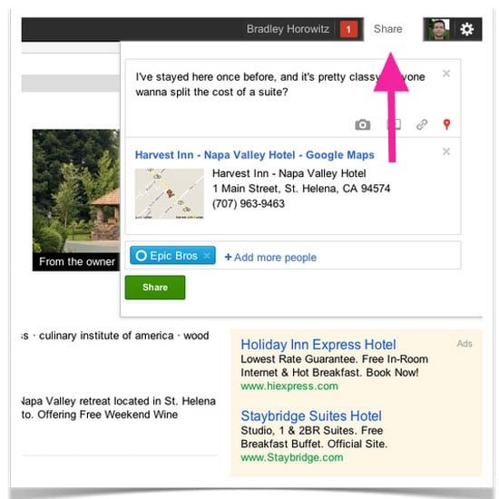 Google +Snippets