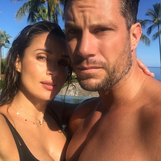 Sam Wood and Snezana Babymoon Pictures