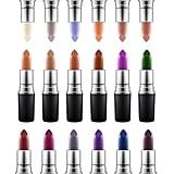 MAC Cosmetics Metallic Lips