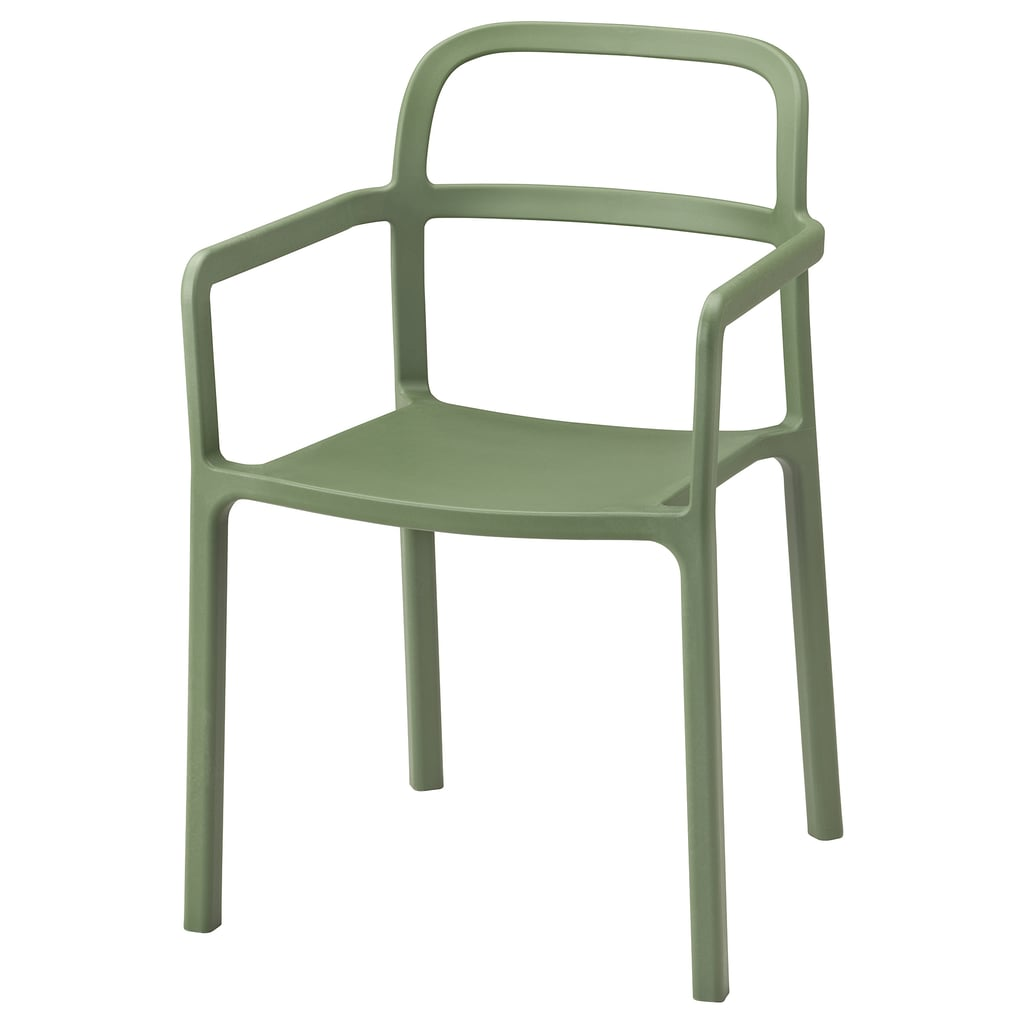 Ikea Ypperlig Chair With Armrests ($80)