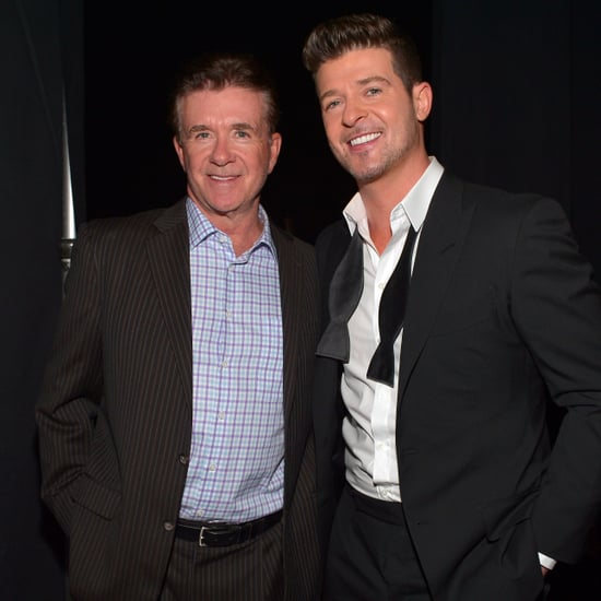 Robin Thicke's Quotes About Dad