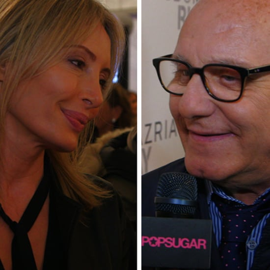 BCBG Max Azria Interview Fall 2013 (Video)