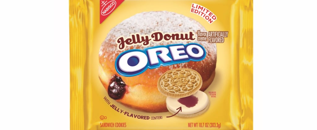 The Rumors Are True: Jelly Donut Oreos Are Coming to Stores!