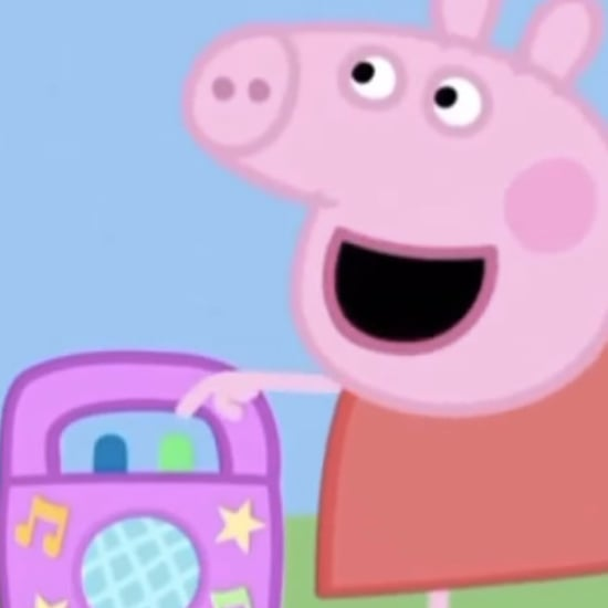 Death Metal Music Dubbed Over Peppa Pig