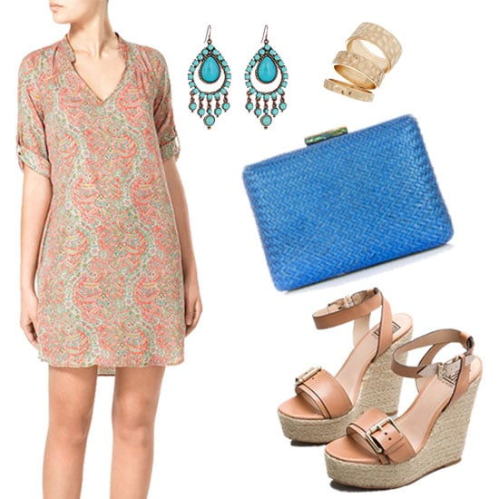 How to Wear a Tunic: Cocktail Hour