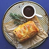 Sausage Rolls With Caramelized Onions and Rosemary