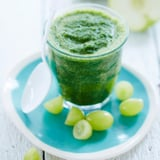 Kale, Apple, Mint, Grape Green Smoothie