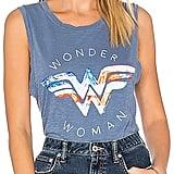 A Wonder Woman Tank