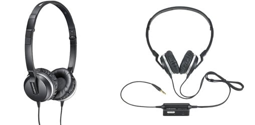 Audio Technica ATH-ANC1 QuietPoint Noise-Canceling Headphones
