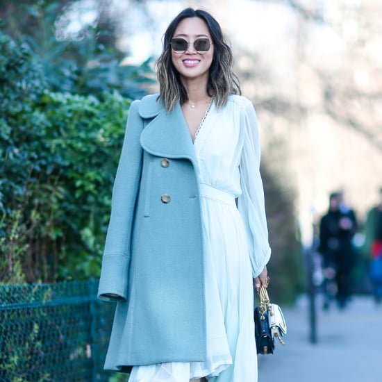 Colorful Coats Street Style Inspiration