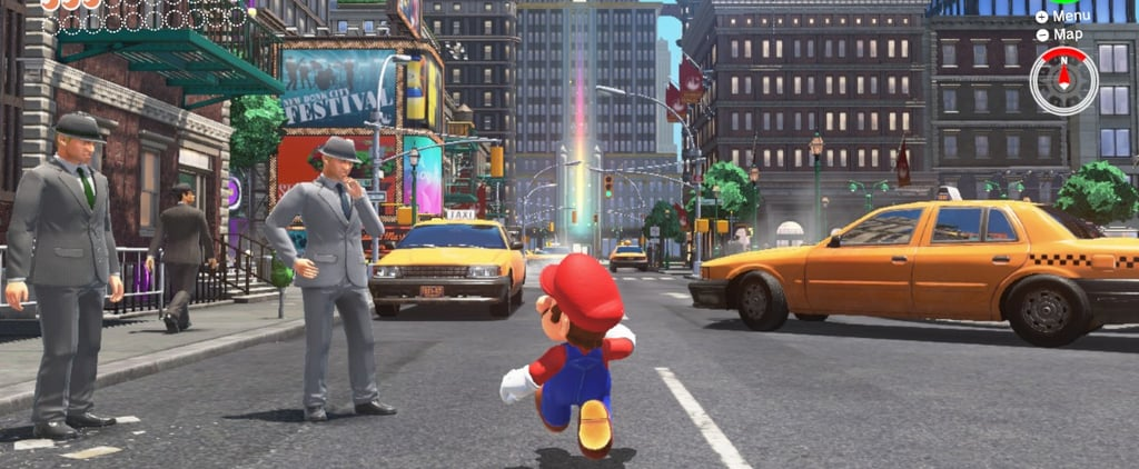 Super Mario Odyssey Is Everything We Ever Wanted in a Video Game
