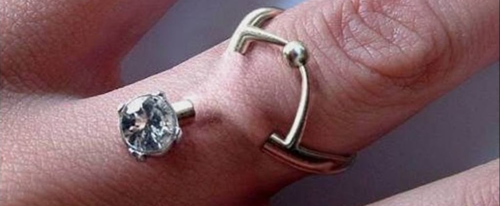 Engagement Ring Finger Piercings Are a New, Questionable Trend, and . . . Ouch?!