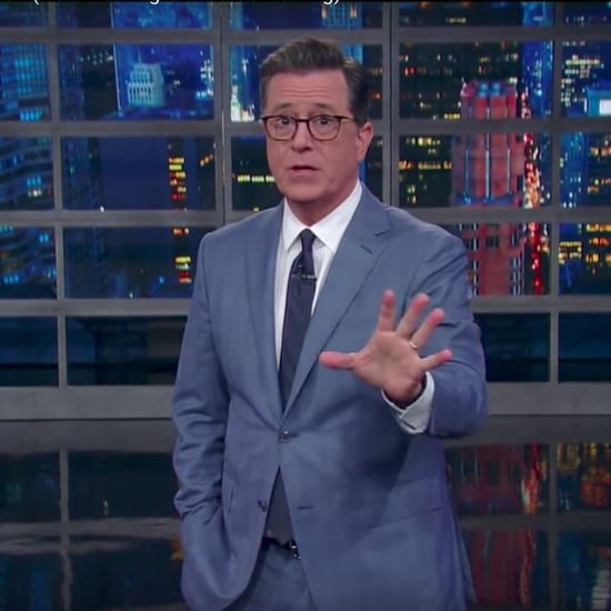 Stephen Colbert Segment on Trump and Putin Vacations
