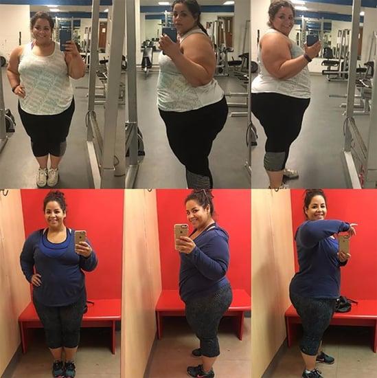 1-Year Weight-Loss Transformation | Instagram