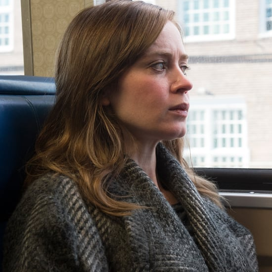 John Krasinski's Review of The Girl on the Train