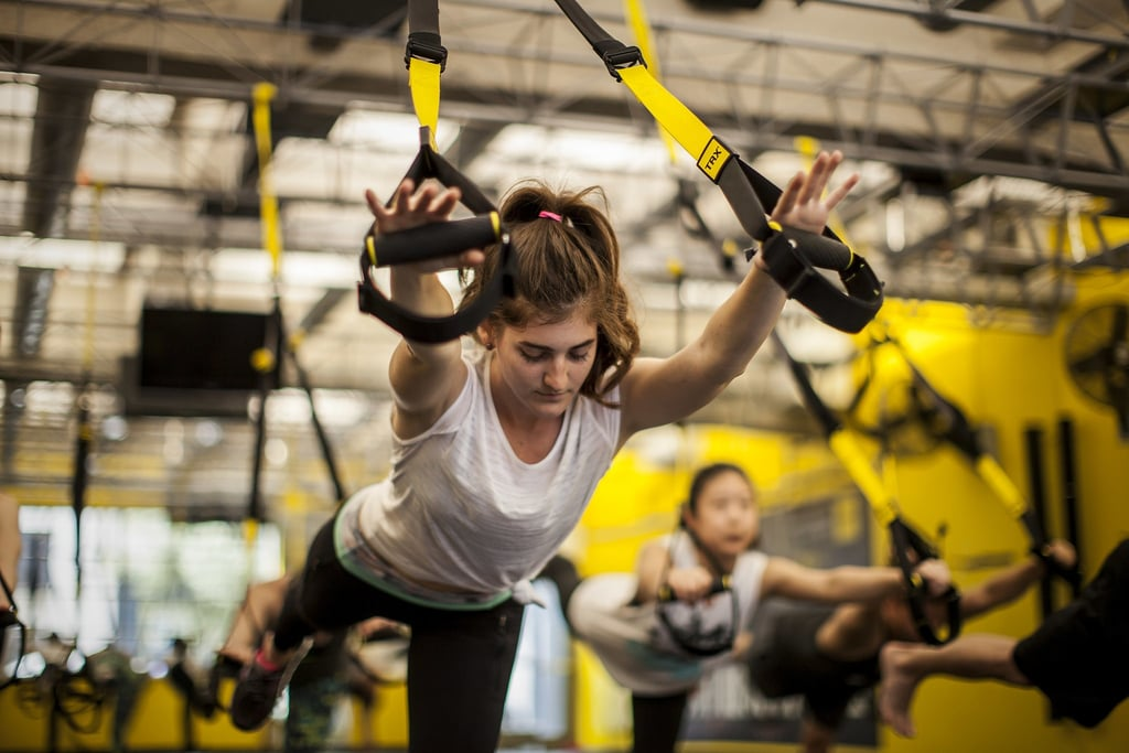 TRX Full-Body Workout