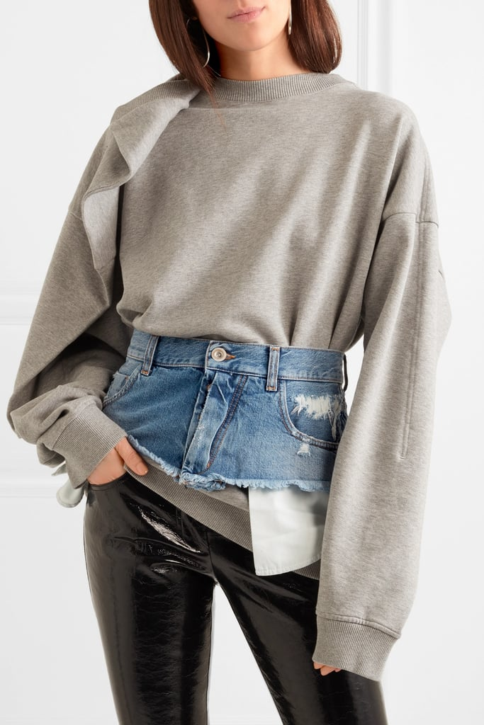 Here's the Similar Denim Waist Belt From Unravel Project