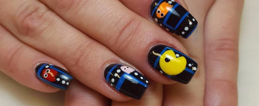 """These """"Pac-Manicures"""" Are Here to Take You on a Trip Down Memory Lane"""