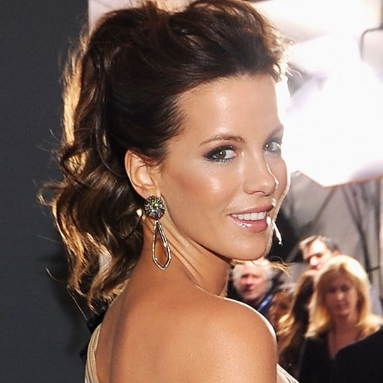 Kate Beckinsale's Hair and Makeup at the 2012 Grammy Awards