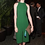 Jessica Joffe made us green with envy while dining at the Four Seasons.