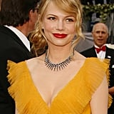Michelle Williams's Fred Leighton Necklace in 2006