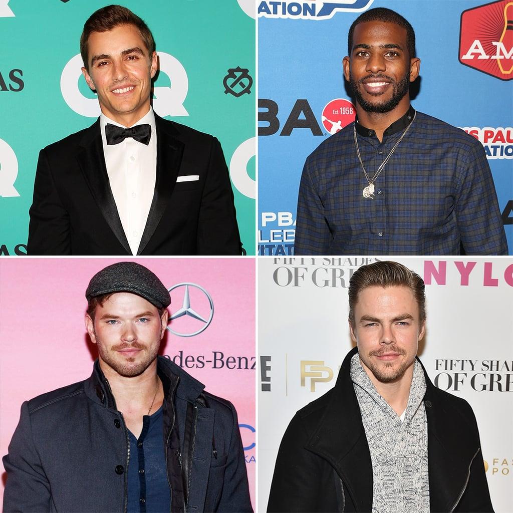 Male Celebrities Born in 1985