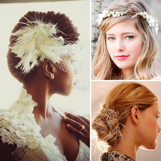 Pinterest Picks: 15 Gorgeous Wedding Hairstyles