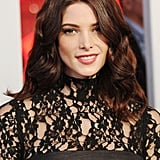 Ashley Greene was at the People's Choice Awards.