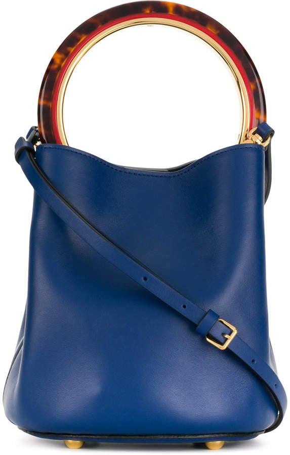 Marni Pannier Shoulder Bag