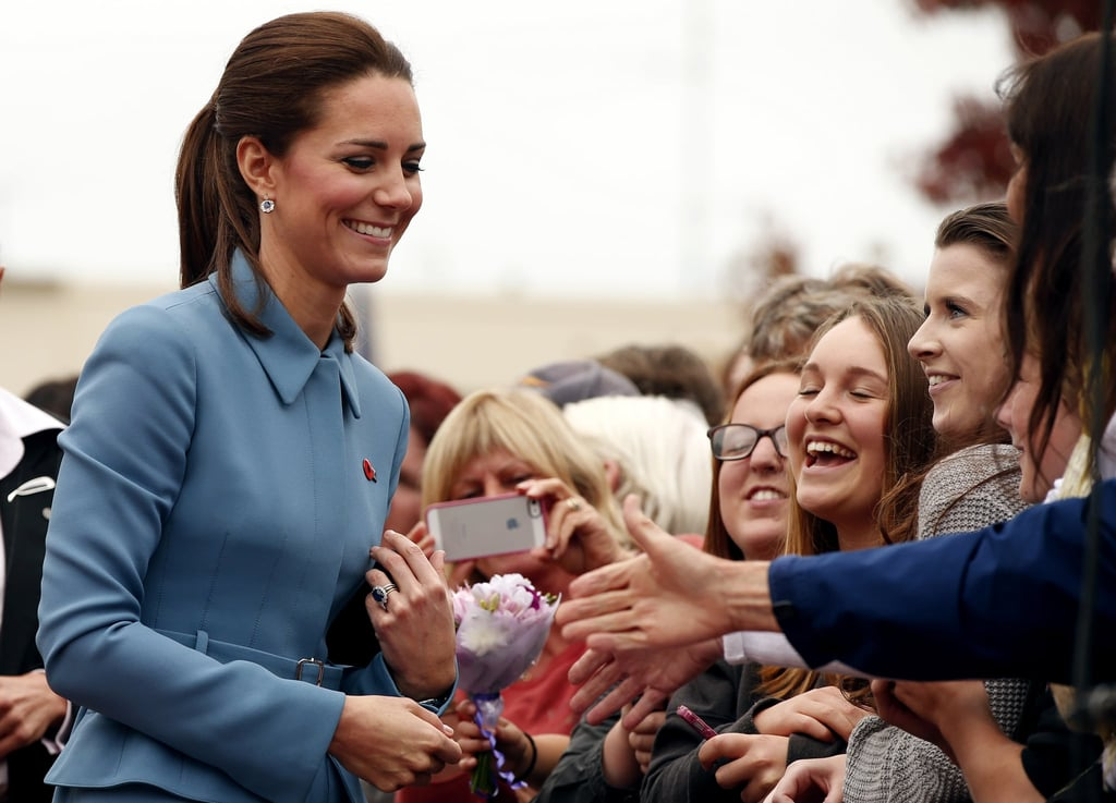 Rules to Meeting the Royal Family