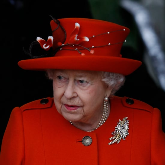 Who's the Queen's Bra Fitter?