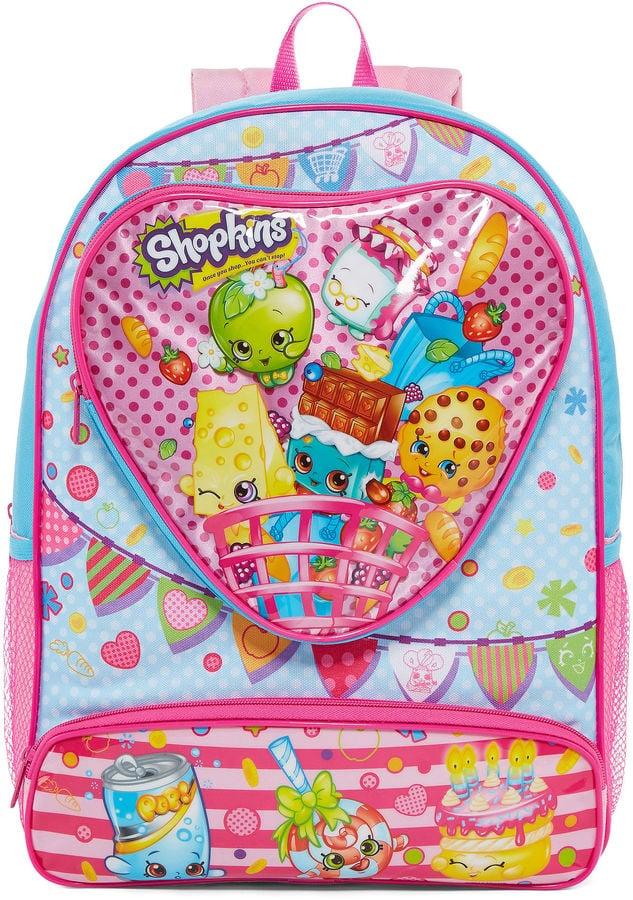 Shopkins Heart Backpack