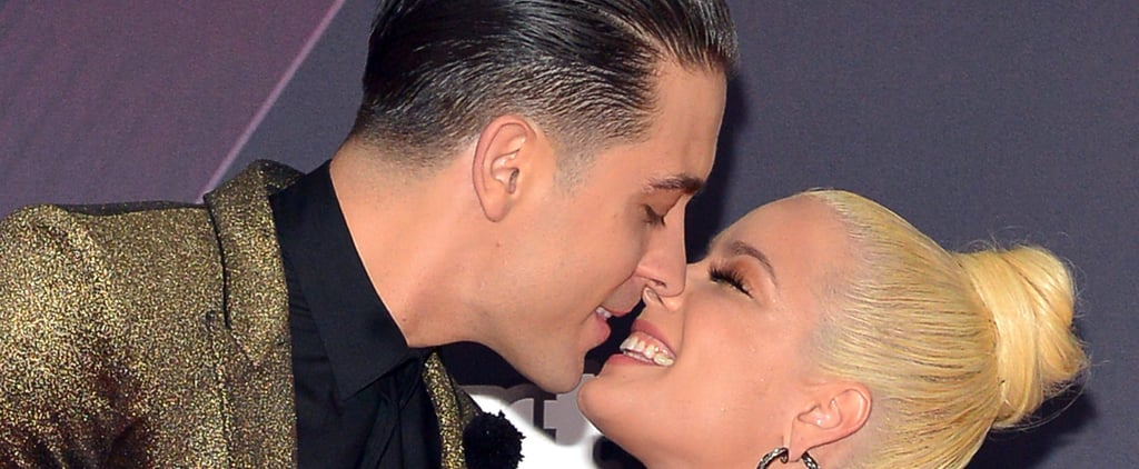 G-Eazy and Halsey Steam Up the iHeartRadio Awards With Their Too-Hot-to-Handle PDA