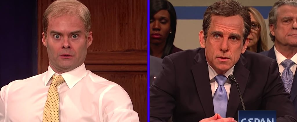 SNL Michael Cohen Hearing Cold Open Video March 2019
