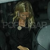 Gwyneth Paltrow out in London.