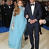 It's Not About J Lo's Dress at the Met Gala — It's About Her Sexy Date, ARod