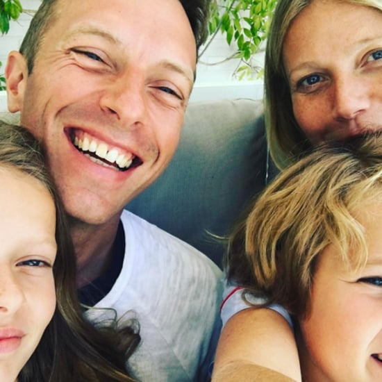 Gwyneth Paltrow's Birthday Instagram For Chris Martin 2017