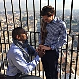 Propose in Italy, Preferably While You're Both Ridiculously Well-Dressed