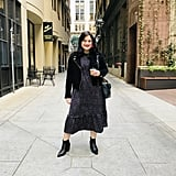 The Dress: POPSUGAR Smocked Midi Dress