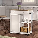 Farmhouse Kitchen Cart