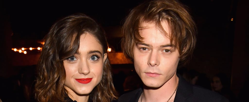 Stranger Things's Charlie Heaton and Natalia Dyer Have a Sweeter Romance Than Nancy and Jonathan