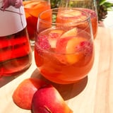 Peach Rosé Sangria Recipe