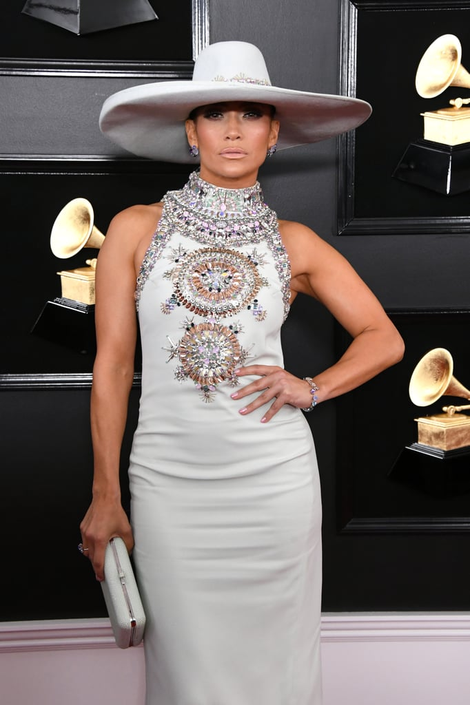 Jennifer Lopez Grammys Dress 2019