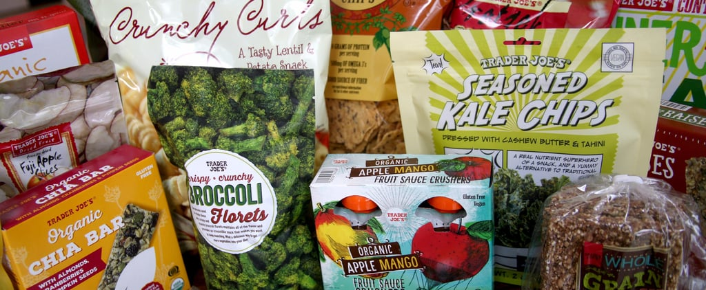 24 of the Best Healthy Trader Joe's Snacks