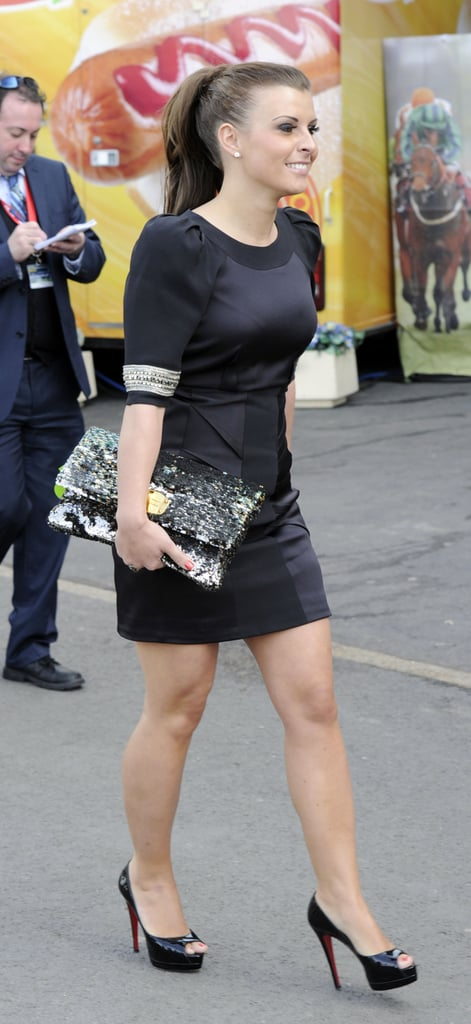 Photos of Coleen Rooney at Ladies Day