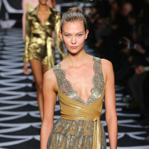 New York Fashion Week Diane Von Furstenberg Fall 2014 Beauty