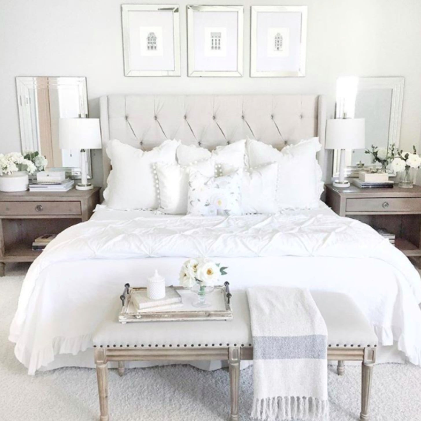 light airy bedroom light and airy bedroom inspiration sparkles and shoes 12083